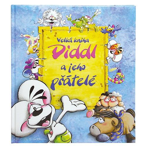 Diddl & Friends Kniha Diddl a jeho přátelé