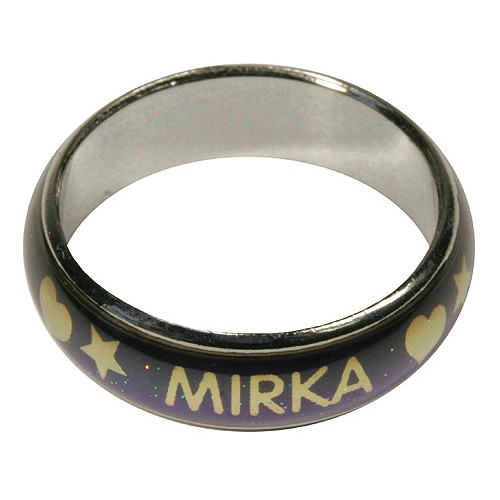 Angels at Heart Magický prsten Mirka, 020833