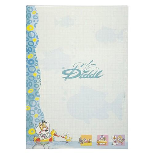 Diddl & Friends Blok Diddl Blok A4, - 04