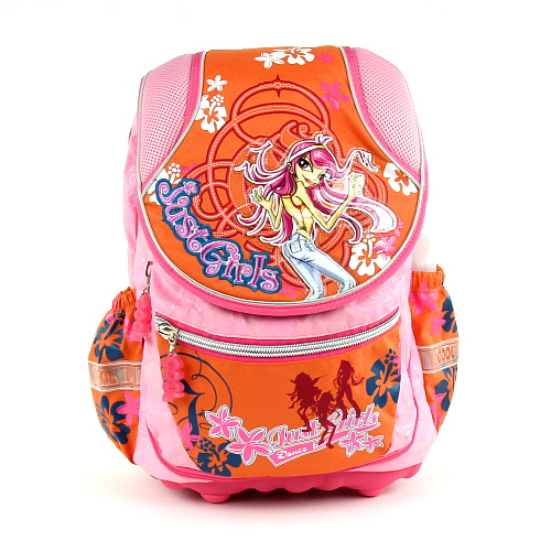 Školní batoh Cool 2v1 Just Ginger