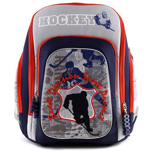 Školní batoh Cherry Cool Hockey