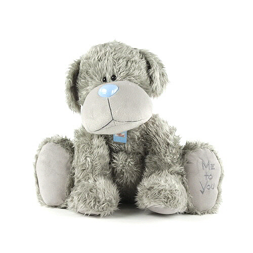 Plyš Tatty Puppy Me to You Pejsek 45cm Tatty Puppy, doprava zdarma