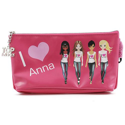 Školní penál taštička Top Model Anna, Top Model