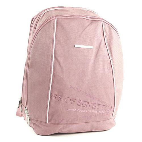 Batoh Benetton #2 růžová