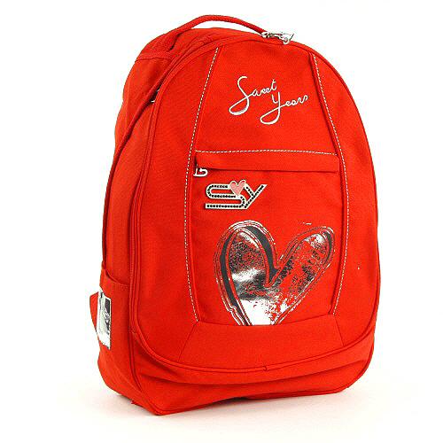 Studentský batoh Sweet Years futura červená
