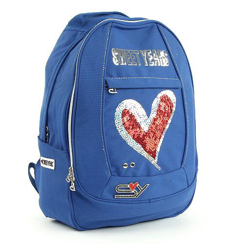 Studentský batoh Sweet Years futura modrá