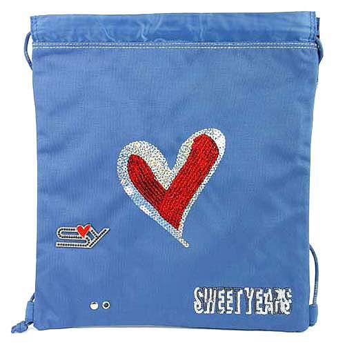 Sportovní vak Sweet Years Sportovní vak modrá