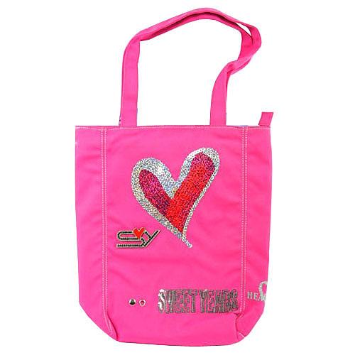Nákupní taška Sweet Years Taška shopping růžová