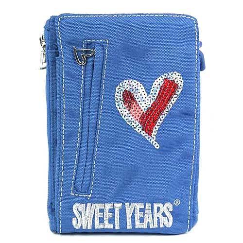 Kapsička na cesty Sweet Years Kapsička na cesty modrá