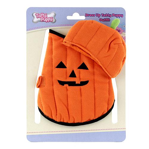 Outfit Tatty Puppy Me to You kabátek s čepicí Halloween