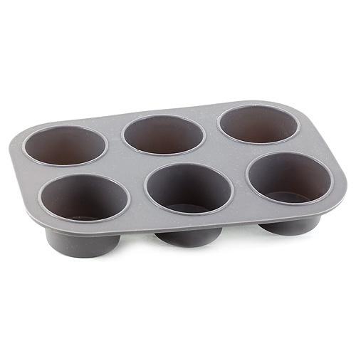 Pečící forma Smart cook silikonová šedá