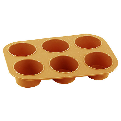 Pečící forma Smart cook silikonová oranžová