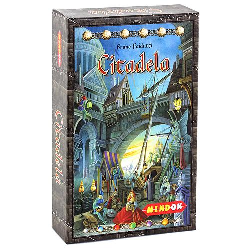 Citadela Mindok společenská karetní hra pro 2-7 hráčů