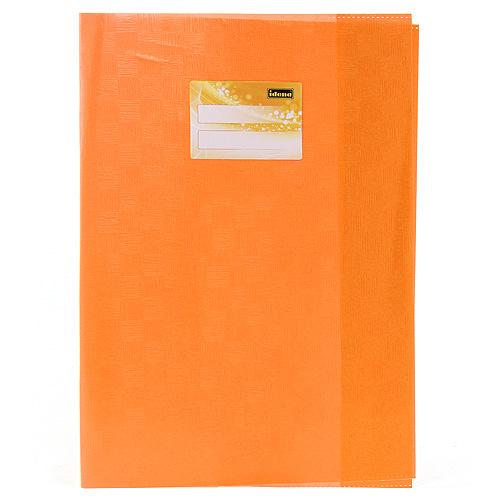 Obal na sešity Idena oranžový