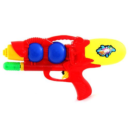 Vodní pistole Idena s čerpadlem červená