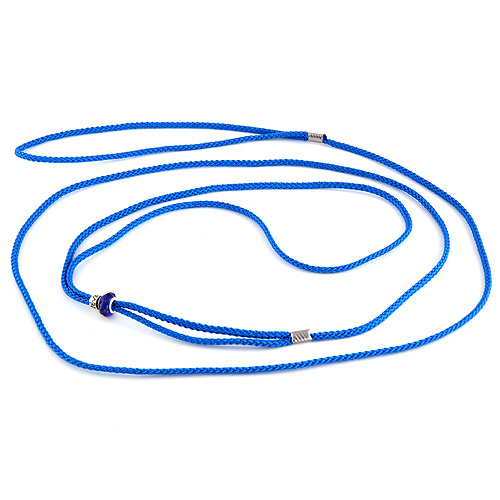 B & F Vodítko předváděcí 1,4m 0,3x140cm modré lanko