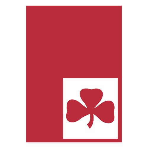 Samolepicí šablona Eulenspiegel Samolepící šablony - Čtyřlístek