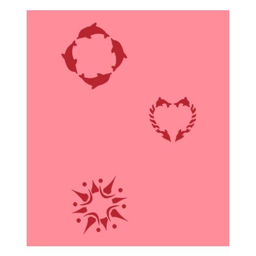 Airbrush šablona Eulenspiegel Airbrush šablony - Midriff