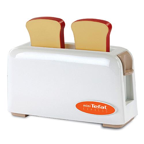 Toaster mini Smoby Tefal Express, barva béžová