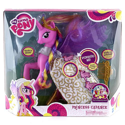 My Little Pony Hasbro Cadance - mluvící pony