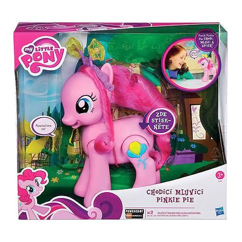 My Little Pony Hasbro Pinkie Pie - chodící a mluvící