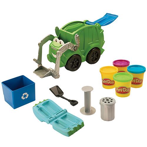 Set Play-Doh Hasbro S popelářským vozem