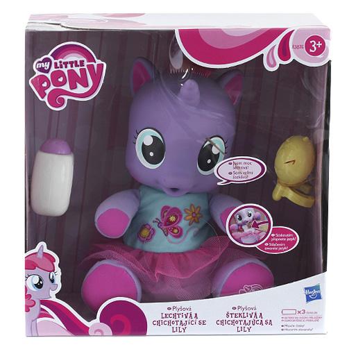 My Little Pony Hasbro Miminko Lily - zvuková hračka