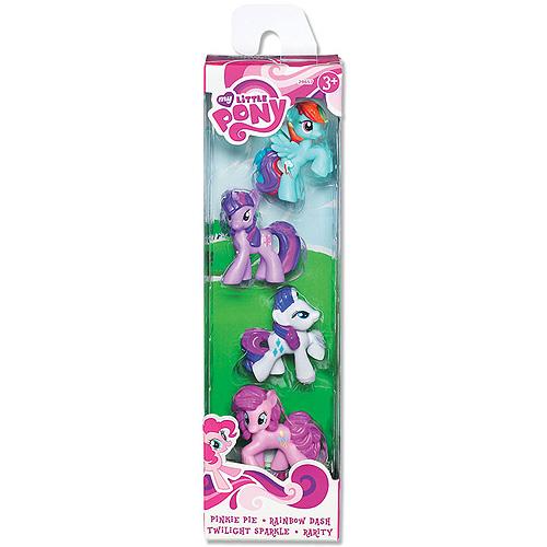 My Little Pony Hasbro 4 ks - sběratelská kolekce