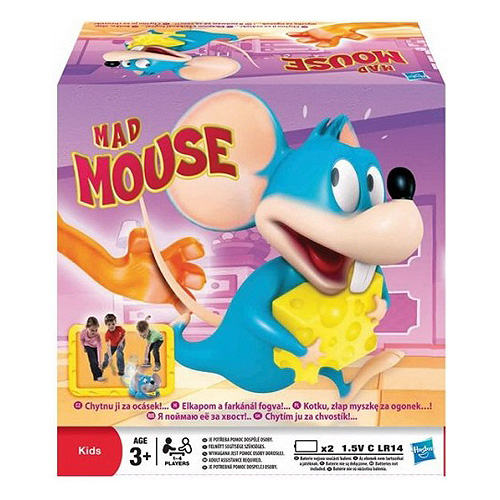 Šílený myšák Hasbro společenská hra