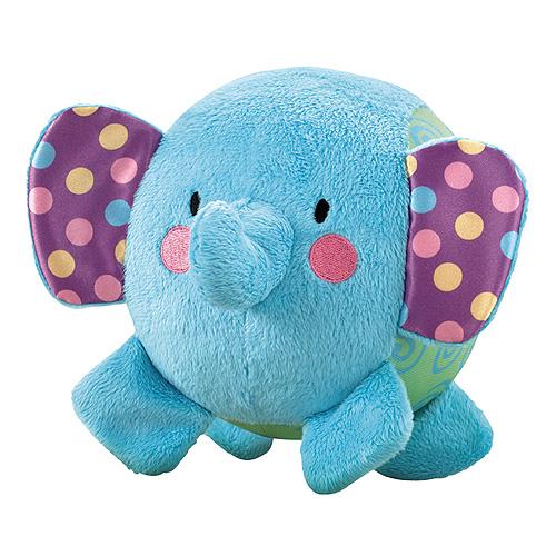 Fisher-Price Zvonivý slon Fisher Price modrý