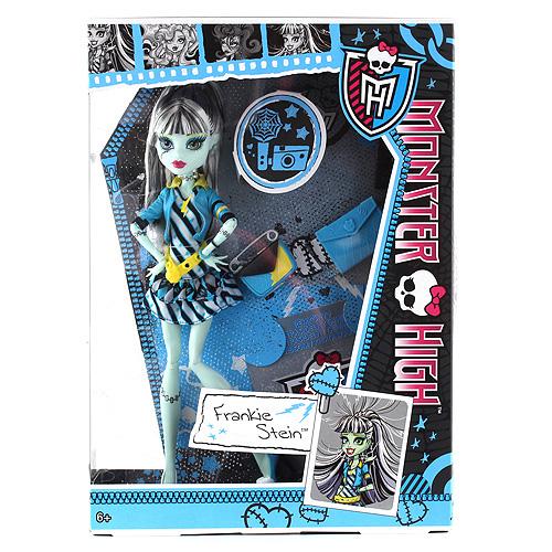 Panenka Monster High Hasbro Frankie Stein
