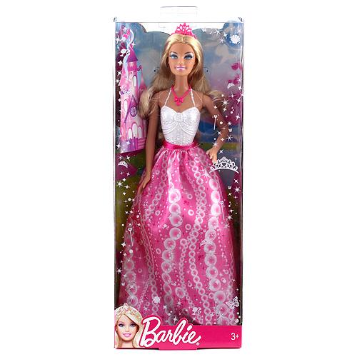 Barbie princezna Hasbro blond vlasy