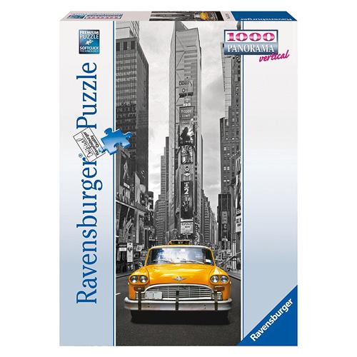 Puzzle Ravensburger New York Taxi, 1000 dílků