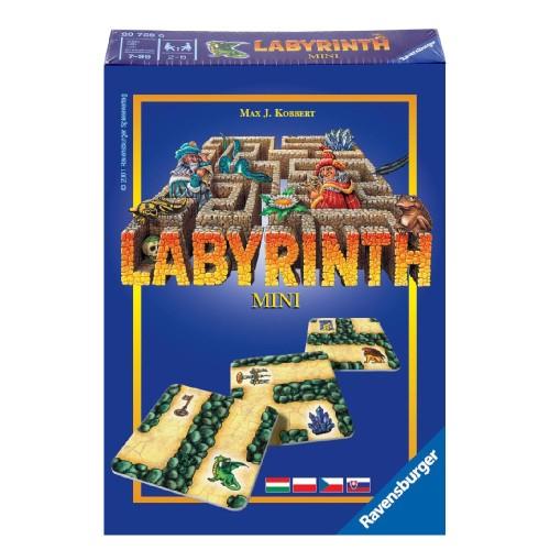 Cestovní hra Ravensburger Labyrint mini