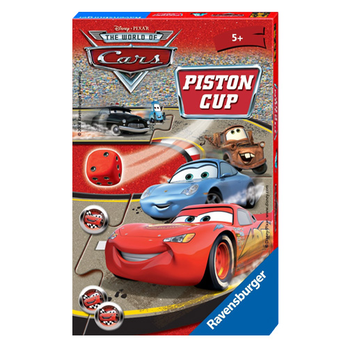 Cars Piston Cup Ravensburger