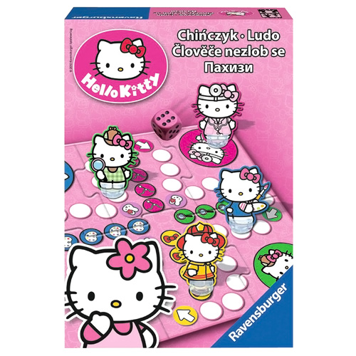 Člověče, nezlob se Ravensburger Hello Kitty