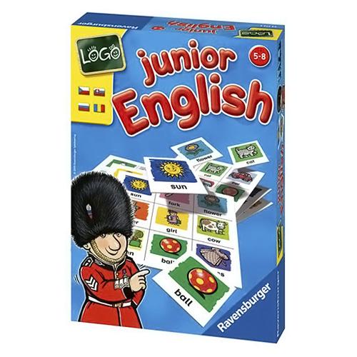 Stolní hra Ravensburger Angličtina junior, od 5-8 let