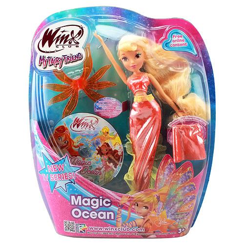 Panenka Magic Ocean Winx Club Stella
