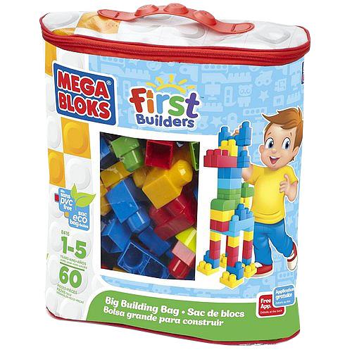 Kostky Mega Bloks 60 ks