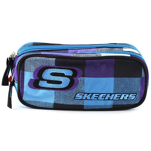 Školní penál Skechers Školní penál elipse Skechers