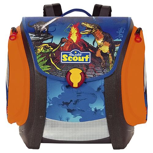 Školní aktovka Scout motiv dinosaurus, Basic, doprava zdarma