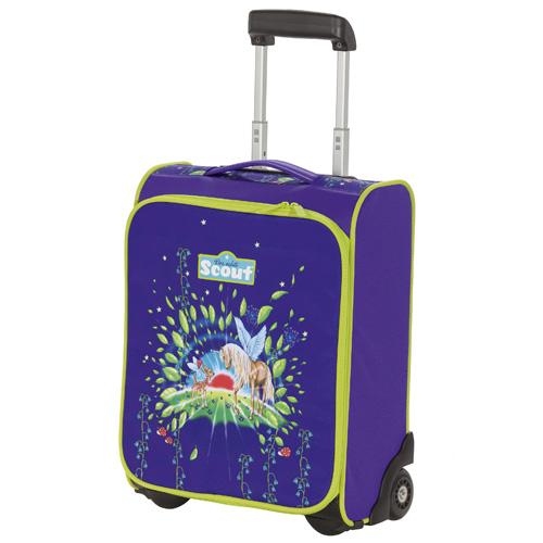 Kufřík na kolečkách Scout motiv Pegas, Basic