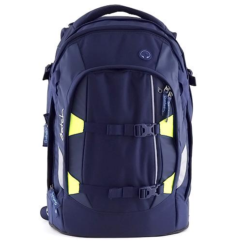 Školní batoh Satch tmavě modrý, 11-16 let, doprava zdarma