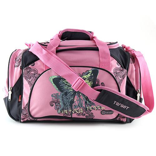 Cestovní taška Target motiv Butterfly