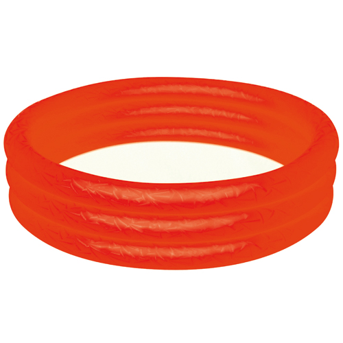 Nafukovací bazén Bestway červený, průměr 1m