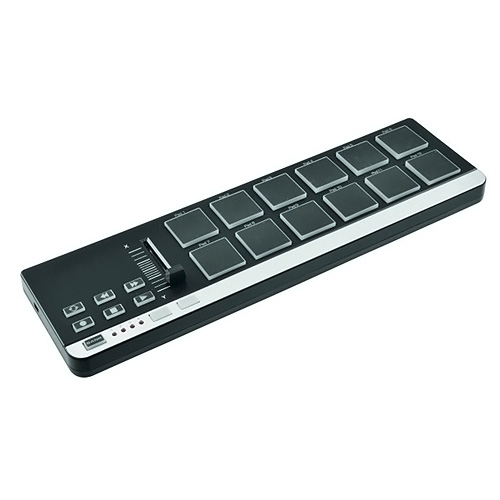 Kontrolér Omnitronic Omnitronic PAD-12 MIDI ovladač