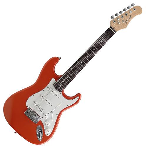 Elektrická kytara Stagg typu 3/4