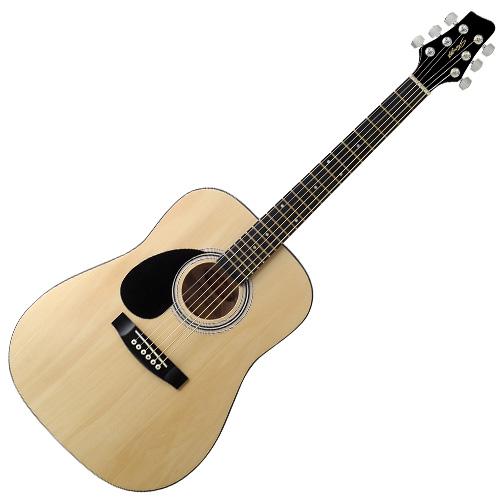 Akustická kytara Stagg 3/4, levoruká