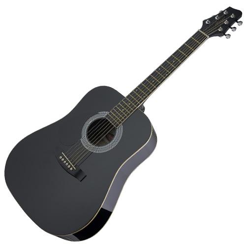 Akustická kytara Stagg 3/4, pro leváky