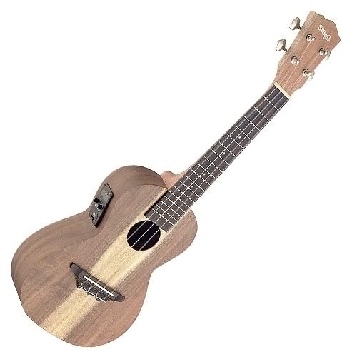 Koncertní ukulele Stagg elektro-akustické